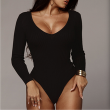 GIA V Neck Bodysuit - Coco & Mumu Co.