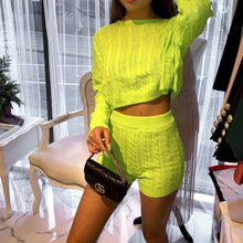 Neon Loungewear Set - Coco & Mumu Co.