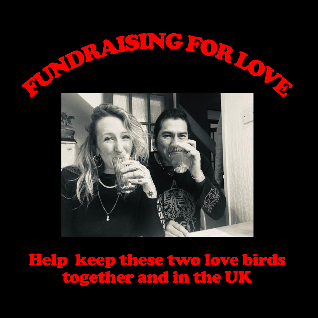 FUNDRAISING FOR LOVE
