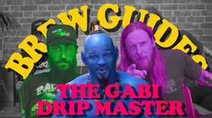 DRIP MASTERS GETTING WET - Feat The Gabi Drip Master