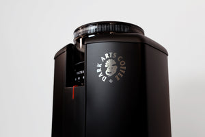 LIMITED EDITION DAC Matte Black Wilfa Svart Precision Coffee Grinder