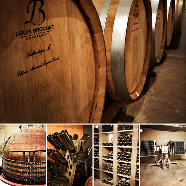 Estate Wines - Louis Brochet