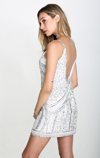 LUMINOUS NIGHTS DRESS, Clothes, Dresses - Fizici.com | Women's Fashion & Clothing, Footwear & Accessories 2018