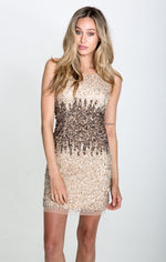 SEQUINS & CHAMPAGNE DRESS, Clothes, Dresses - Fizici.com | Women's Fashion & Clothing, Footwear & Accessories 2018