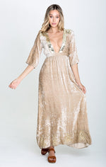 ROMANTIC VISIONS PLUNGE MAXI DRESS, Clothes, Dresses - Fizici.com | Women's Fashion & Clothing, Footwear & Accessories 2018