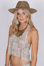 Golden Meadow Crop, Clothes, Tops - Fizici.com | Women's Fashion & Clothing, Footwear & Accessories 2018
