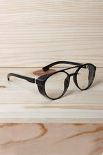 Clear Lens Bar Brow Brim Frame Glasses, Accessories, Sunglasses - Fizici.com | Women's Fashion & Clothing, Footwear & Accessories 2018