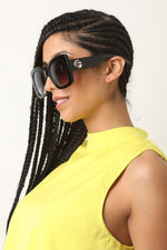 Plastic Frame Oversized Sunglasses, Accessories, Sunglasses - Fizici.com | Women's Fashion & Clothing, Footwear & Accessories 2018