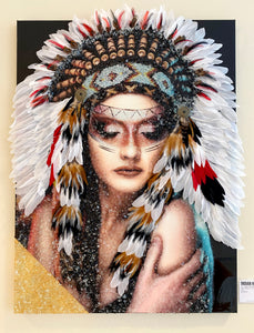"""Indian Headdress"""
