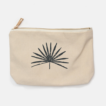 Yucca canvas pencil bag