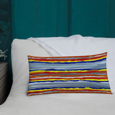 Saddle Blanket Premium Pillow