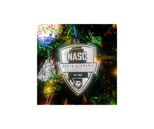 North Alabama SC Christmas Ornament