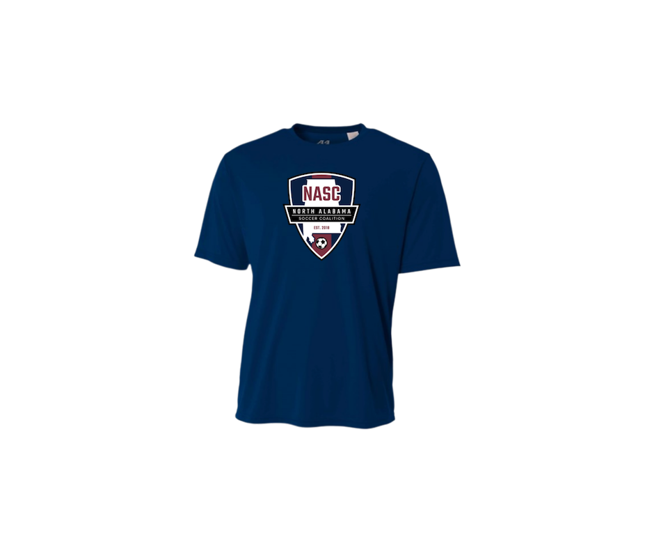 North Alabama SC Logo Performance T-Shirt