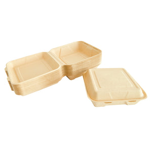 Descartables Ecologics - Box Almuerzo 9""