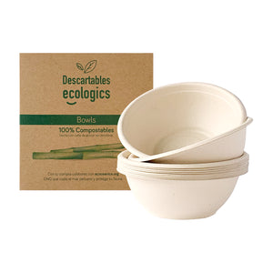 Descartables Ecologics - Bowl