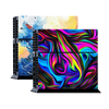 PS4 Art and Abstract Console Skins