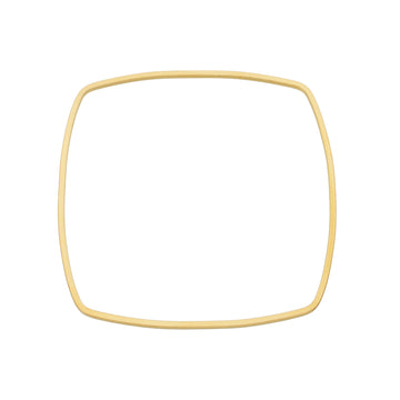 Izaskun Zabala jewelry square delicate bangle