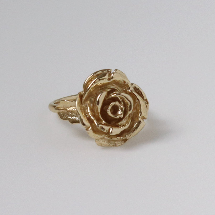 Izaskun Zabala Jewelry rose ring