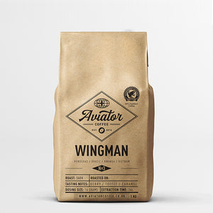 Aviator Coffee - Wingman Blend Whole Bean