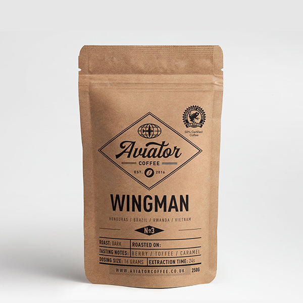 Aviator Coffee - Wingman Blend Ground