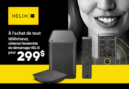 Helix Vendredi Fou Black Friday | SONXPLUS.com