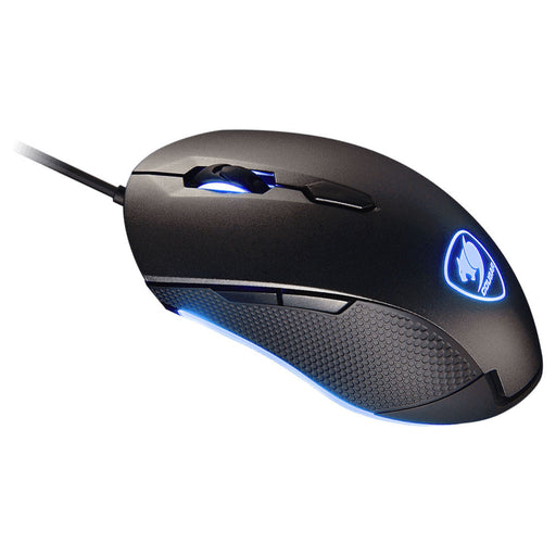 Minos X3 Optical Gaming Mouse - Black