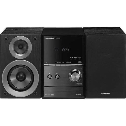 Panasonic Mini-chaines SC-PM600 - 40 W - Noir