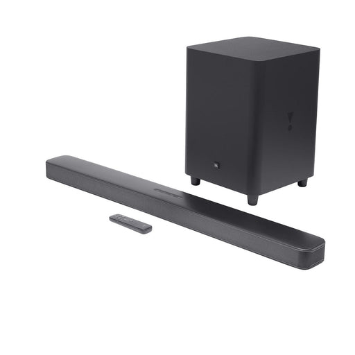 JBL Bar 5.1 Surround Barre de son - Bluetooth - 4K - 550W - Noir
