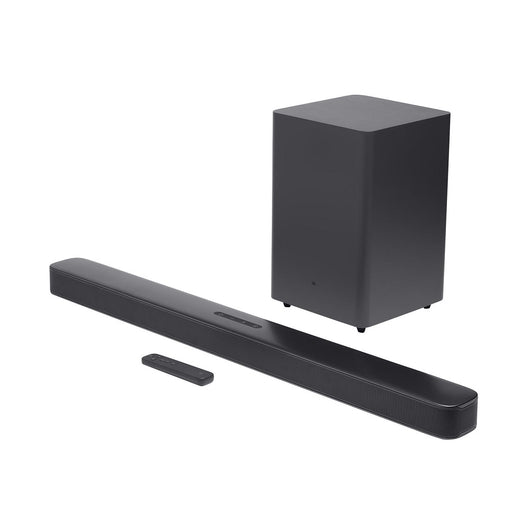 JBL Bar 2.1 Deep Bass Barre de son - Bluetooth - 300W - Noir
