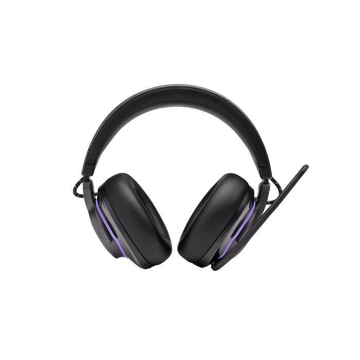 JBL Quantum 800 | Casque de jeu sans fil circum-auriculaire - Suppression de bruit - Bluetooth 5.0 - Micro rétractable - Noir