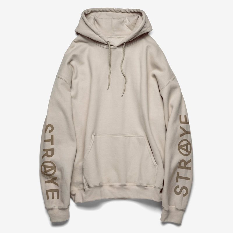 TRAP HOODIE - SAND
