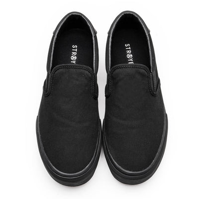 VENTURA / BLACK BLACK / Top View