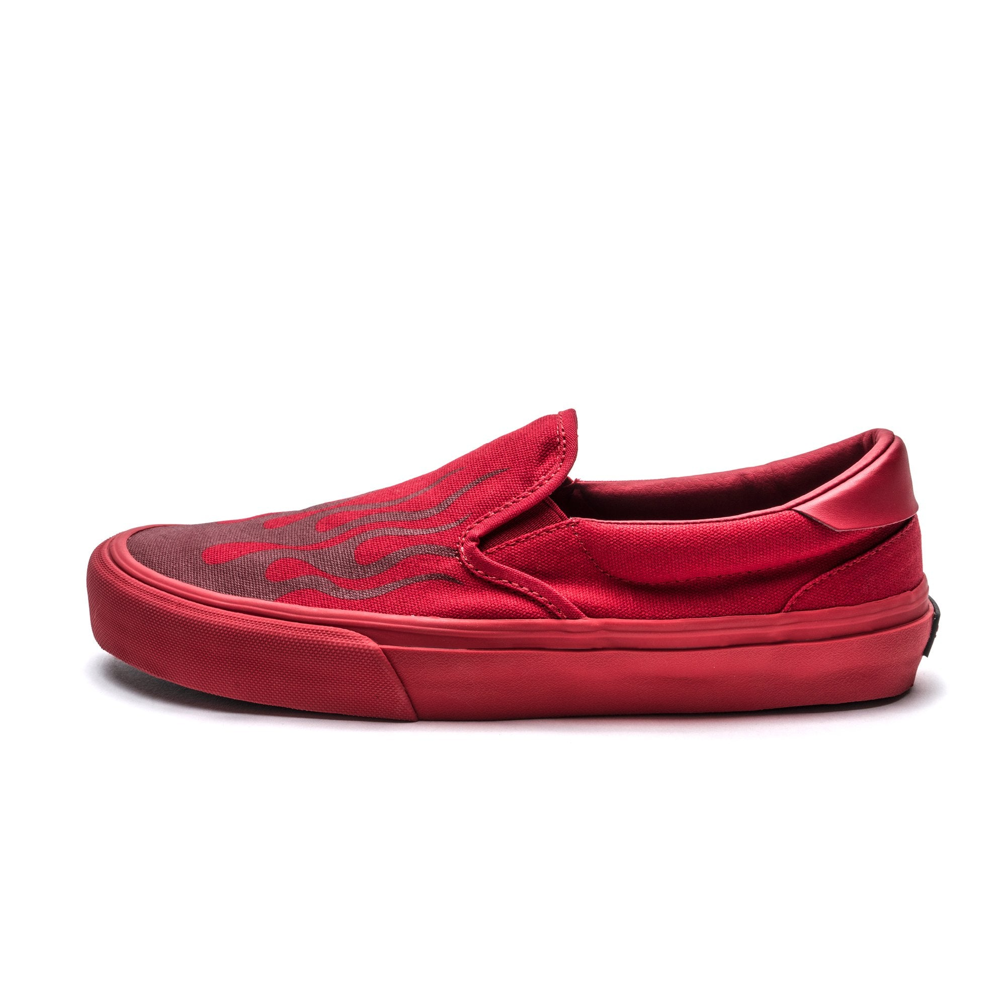 VENTURA | RED FLAMES1 / Lateral View