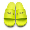 ZUMA SLIDE | SAFETY YELLOW / Top View