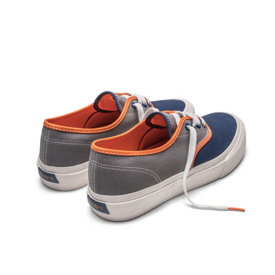 GOWER - NAVY ORANGE