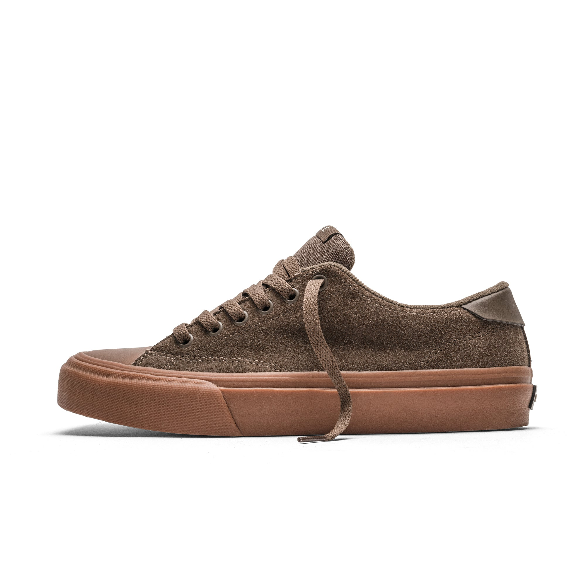 STANLEY - BROWN SUEDE