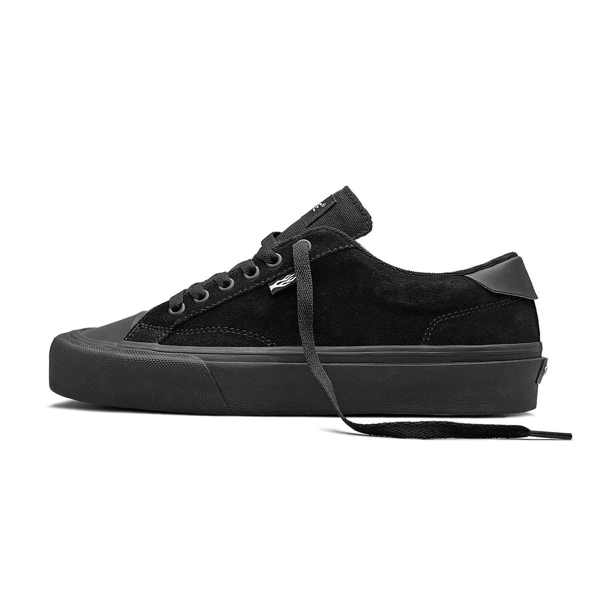 STANLEY - TRIPLE BLACK SUEDE
