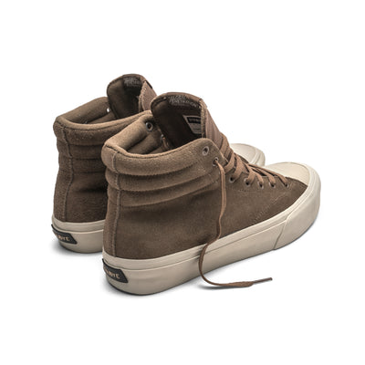 VENICE - BROWN SUEDE