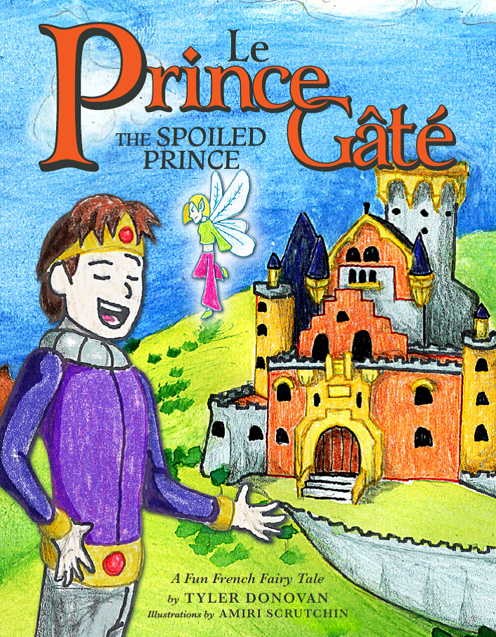 Pre-Order Audio Version of Le Prince Gâté (French)