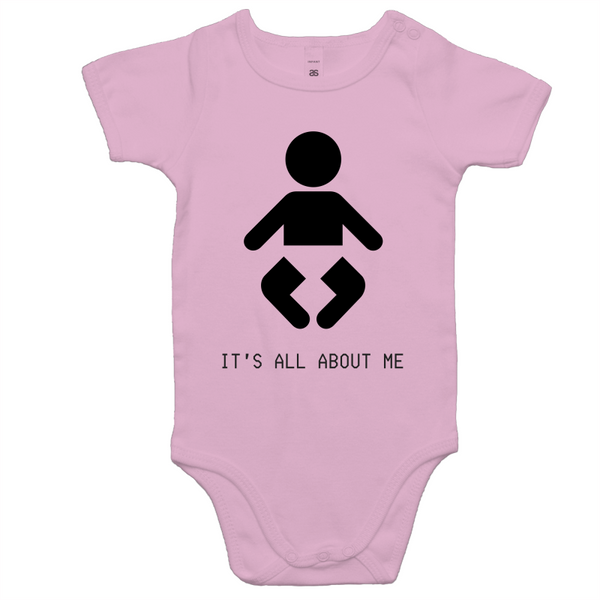 It's All About Me - Baby Onesie Romper