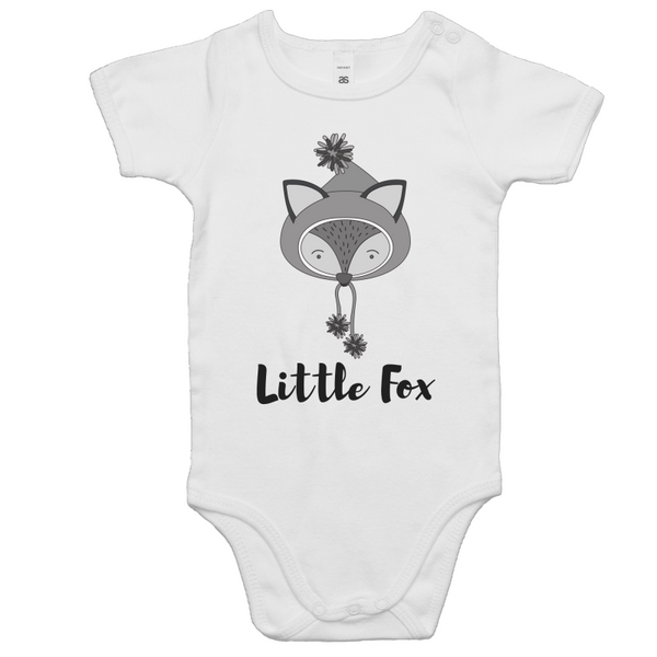 Little Fox - Baby Onesie Romper