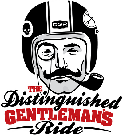 DISTINGUISHED GENTLEMAN'S RIDE (Limited Edition)
