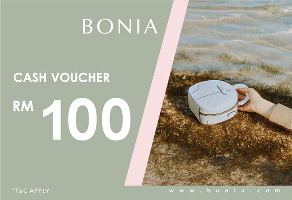 Exclusive RM100 BONIA Shopping Bond