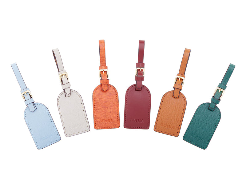 Leather Name Tags - Customize Like No Other !