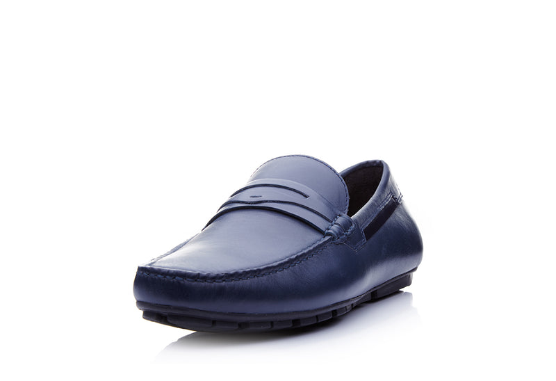 Servitto Classic Slip-On Loafers