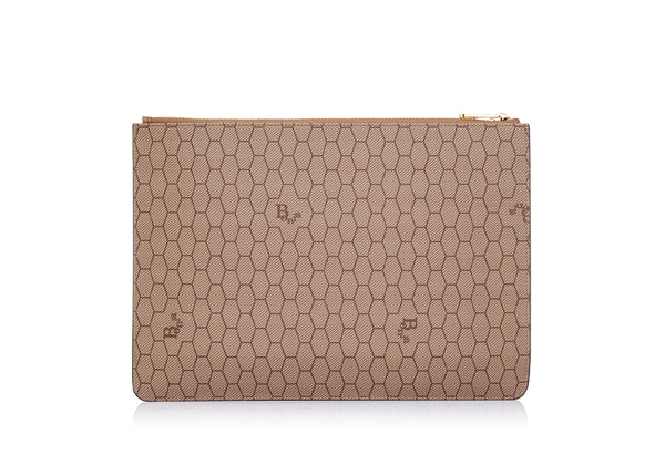Honeycomb iPad Pouch