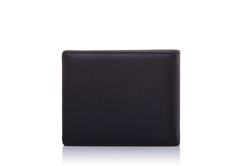 Salvatore Short Three Fold Wallet