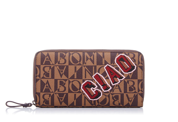 Ciao Zipper Wallet