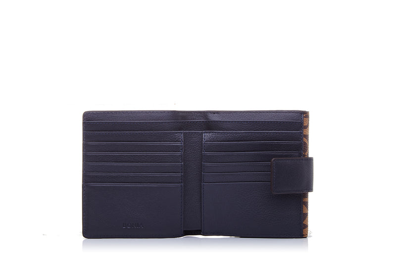 Monogram Short 2 Fold Wallet