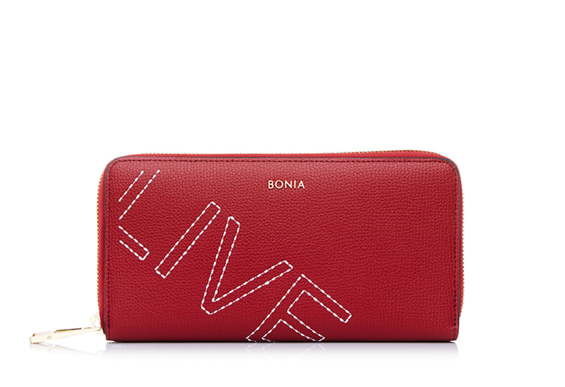 Spezia Long Zipper Purse